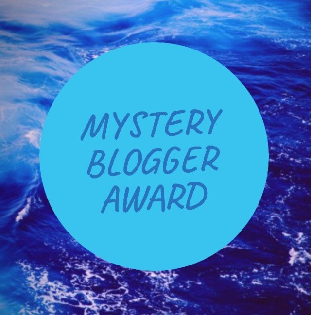 Image result for mystery blogger award